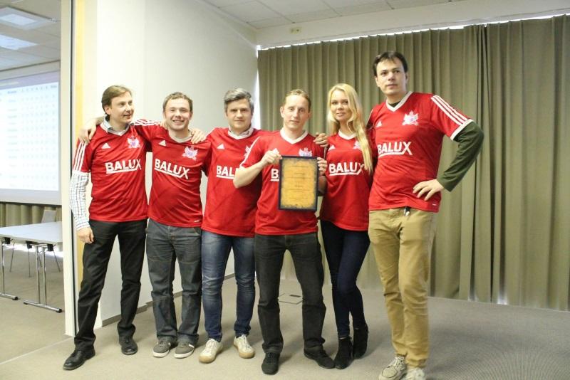 Diplomas už geriausią rezultatą Lietuvoje.